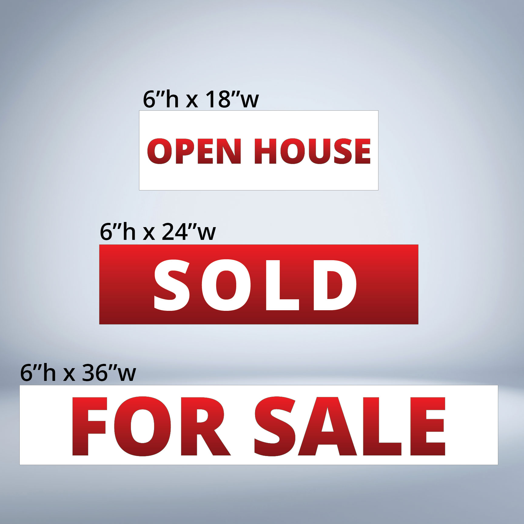 538f9d64658f Stock Riders - Real Estate Signs and Supplies
